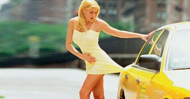 Сідає працівниця Київстару в таксі. – Скільки я змушена буду заплатити?